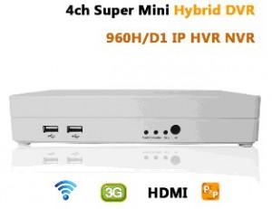 4к мини HVR